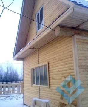Новый деревянный дом в Мысах Краснокамского района - Фото 5