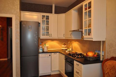 Продается отличная двухкомнатная квартира с дизайнерским ремонтом - Фото 5