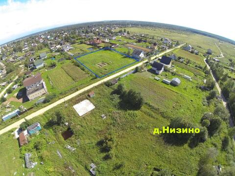 Ломоносовский район , Низино 30 соток ИЖС - Фото 2