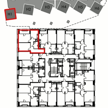 Продам 2-комн. квартиру, 63.36 кв.м. - Фото 2