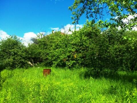 Продается участок 12 соток в СНТ Заря, 20 км. от МКАД, в г.Домодедово - Фото 4