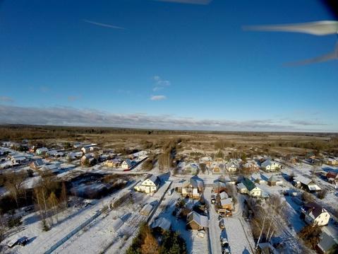 Жилой дом на участке 15 соток в Скнятино, деревня Селищи - Фото 3