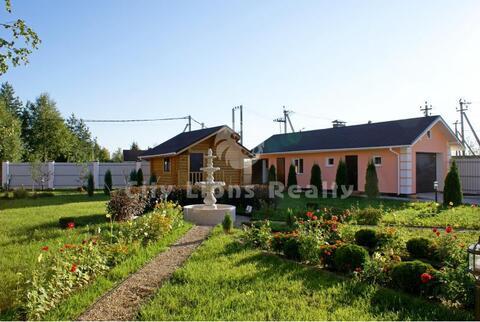 Рогозинино, Киевское ш, 24км. от МКАД. Великолепный новый дом 364кв.м - Фото 3
