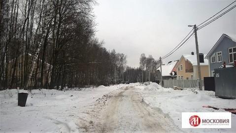 Лесной участок 8,18 соток, Новая Москва, Калужское/Варшавское шоссе - Фото 2