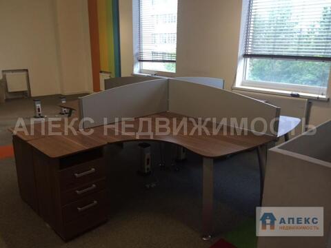 Аренда офиса 390 м2 м. Калужская в бизнес-центре класса В в Коньково - Фото 1
