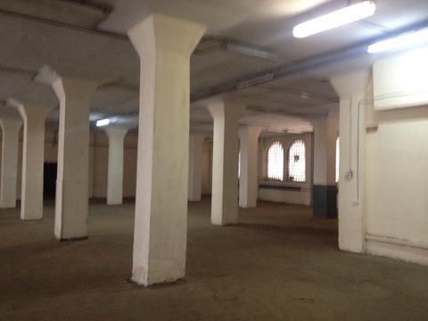 М.Полежаевская 15 м.п Сдается теплый склад 742 кв.м - Фото 2