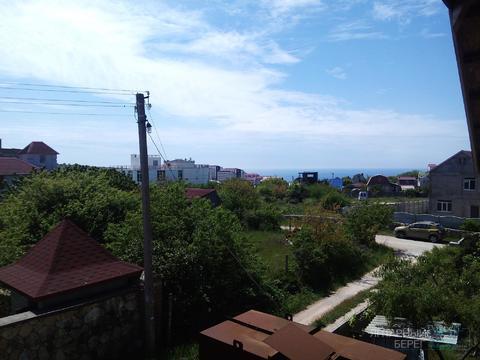 Продается недостроенный 2-х этажный дом в ст Дельфин на Фиоленте - Фото 1