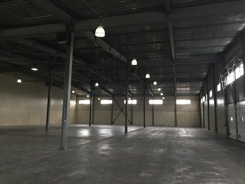 Аренда склада в Московской области 20 км от МКАД - Фото 1