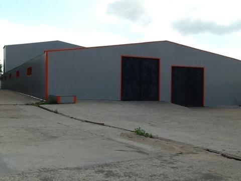 Производственно-складское здание с огороженной территорией - Фото 5