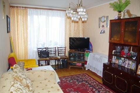 Трехкомнатная квартира в Москве, ул. Учинская, дом 1а - Фото 1