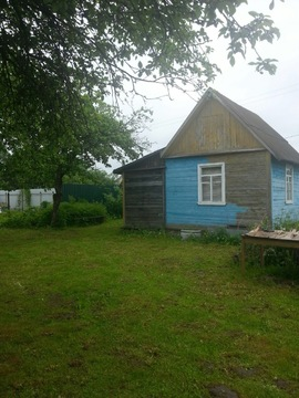 Продается дача из бревна в СНТ» Волжанка», в 400 метрах река Волга - Фото 3