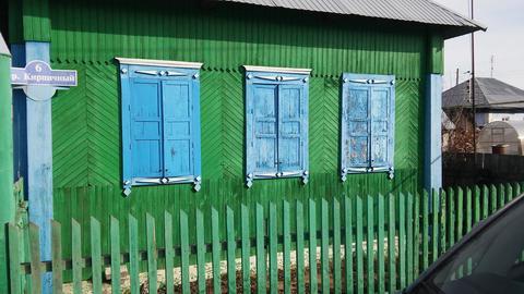 Продам жилой дом 48 кв.м. с участком в п. Боровский - Фото 1