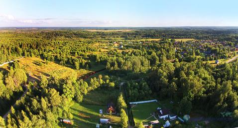 Участок 15 соток в деревне Себенки Волоколамского района подмосковья - Фото 1