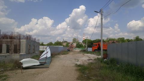 Участок 10 сот. под коммерцию + здание 100 кв.м. в р-не авторынка - Фото 4