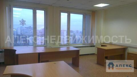 Аренда офиса пл. 72 м2 м. Пролетарская в административном здании в . - Фото 1