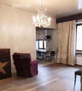 Просторная 4х комнатная квартира в Щукино, Москва - Фото 1
