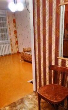 Кухня 10 кв.м.; комната 17 кв.м.; лоджия застеклена 6 кв.м. . - Фото 4