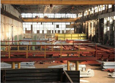 Продам производственный комплекс 60000 кв. м. - Фото 1