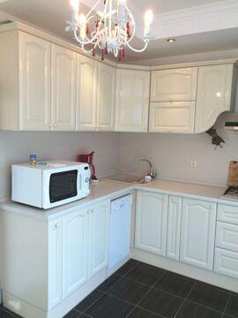 Двухкомнатная квартира в Гурзуфе в новом жилом квартале с ремонтом - Фото 2