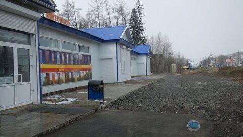 Аренда торгового помещения, Усть-Илимск, Молодёжная - Фото 1