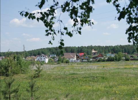 Продается земельный участок в деревне Коптяки - Фото 1