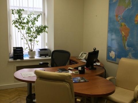 Продажа офиса, м. Арбатская, Ул. Спиридоновка - Фото 3