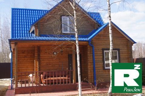 Продаётся дом 85 кв.м, участок 6 соток, в Ворсино - Фото 1