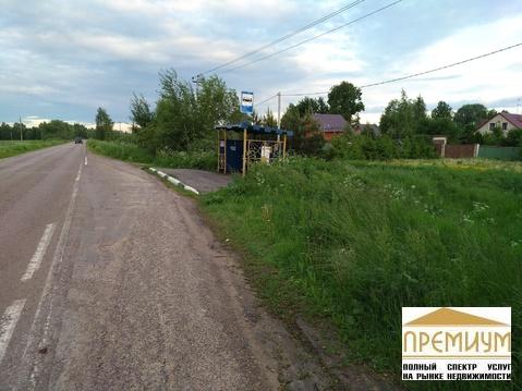 Участок 14 соток в д. Гридюкино 80 км от МКАД по м4 или Симферопольке - Фото 3