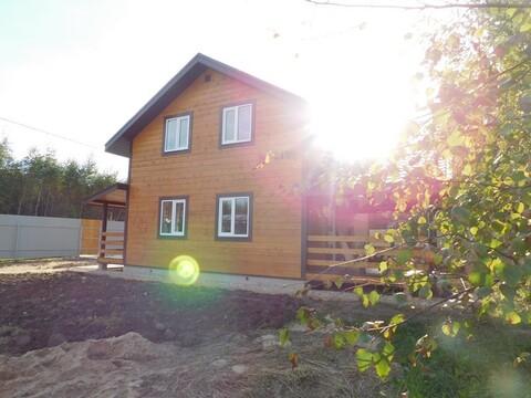 Дача (дом) в березовой роще Киевское направление 12 соток - Фото 1