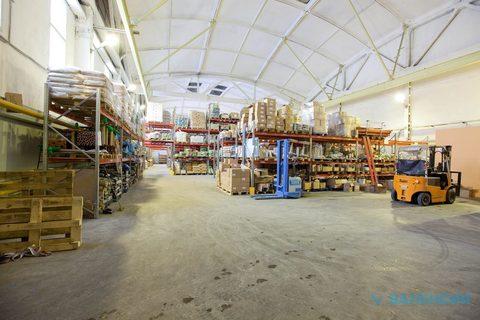 Производственно-складское теплое помещение 895.4м2, 1эт, Парголово - Фото 2