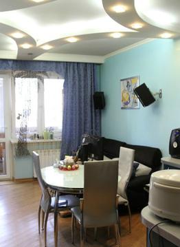 3х комн. Квартира 70м с Дизайнерским ремонтом на 7/10п дома в г.Мытищи - Фото 2
