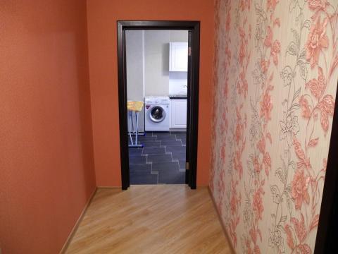 1-комнатная квартира в аренду. Центр, новый дом, р-н Цирк - Некрасова. - Фото 5