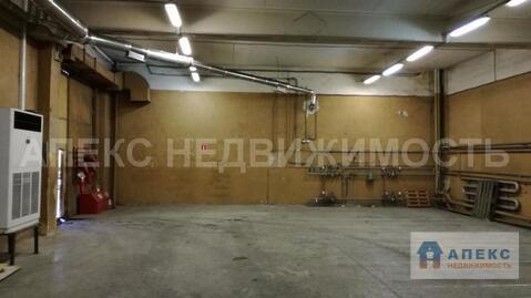Аренда помещения пл. 400 м2 под склад, , офис и склад м. Перово в . - Фото 4