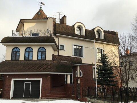 Дом на западе Москвы, в черте города - Фото 1