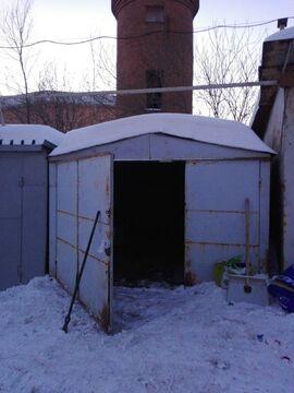 Продается металлический гараж г. Одинцово, ул. Ново-Спортивная,3