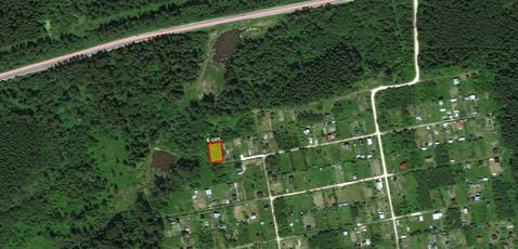 Продам земельный участок в СНТ Фомино-6 недорого! - Фото 2