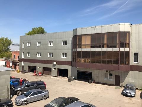Продажа Офисно-Складского комплекса, Реутов, Транспортная, 2в, 3620 м2 - Фото 1