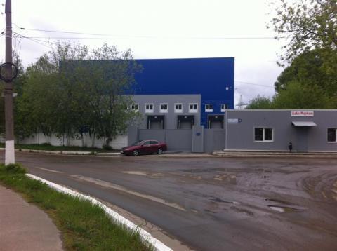 Производственно-складской комплекс 3400 кв. м. - Фото 1