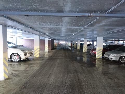 Аренда. Машиноместо в крытом паркинге. Зеленоград, корпус 226 - Фото 5