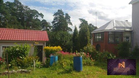 Продажа жилого дома с участком и коммуникациями, Серпухов, Д. Пущино - Фото 1