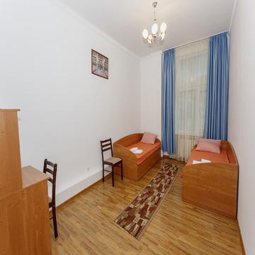 3х комн апартаменты с гостиничным сервисом, посуточно - Фото 4