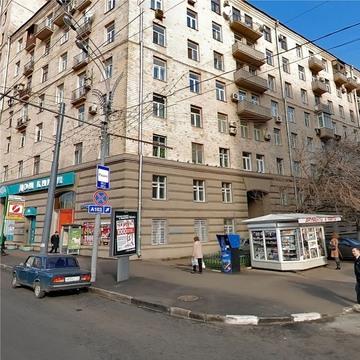 Продажа квартиры, м. Красные ворота, Ул. Садовая-Черногрязская - Фото 1