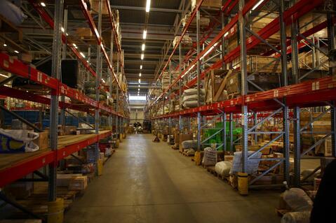 Сдается склад класса А площадью 6 000 м2, складской комплекс класса А - Фото 2