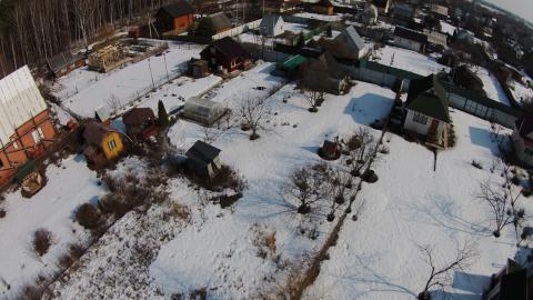 Дачный участок 10 соток с домом в центре с.Вороново Новая Москва - Фото 5
