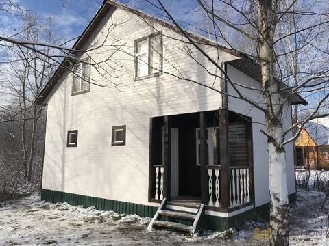 Новый дом 70 кв.м. на участке 10 соток - Фото 1