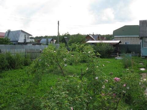 Хороший участок 6 соток с домиком свет и колодец 45 км от МКАД Киевка - Фото 3
