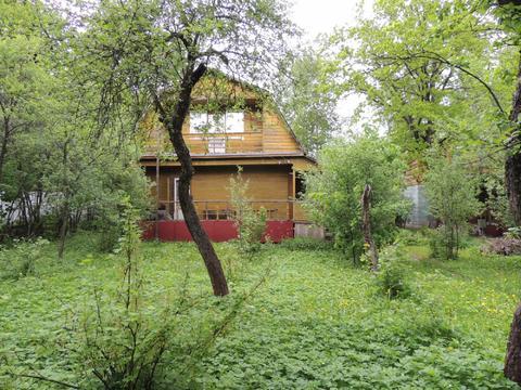 Дача для круглогодичного проживания в Ступинском районе. - Фото 3