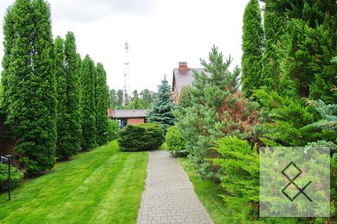Дом в Маслово на участке с ландшафтным дизайном - Фото 5