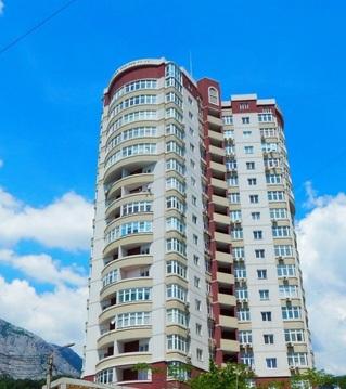 Трехкомнатная квартира с видом, Кореиз - Фото 1