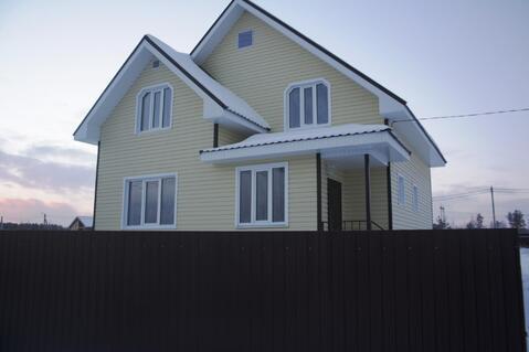 2-этажный дом в деревне Дворищи Владимирской области - Фото 1